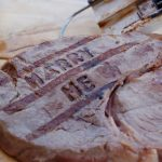 Personalised Branding Iron Steaks
