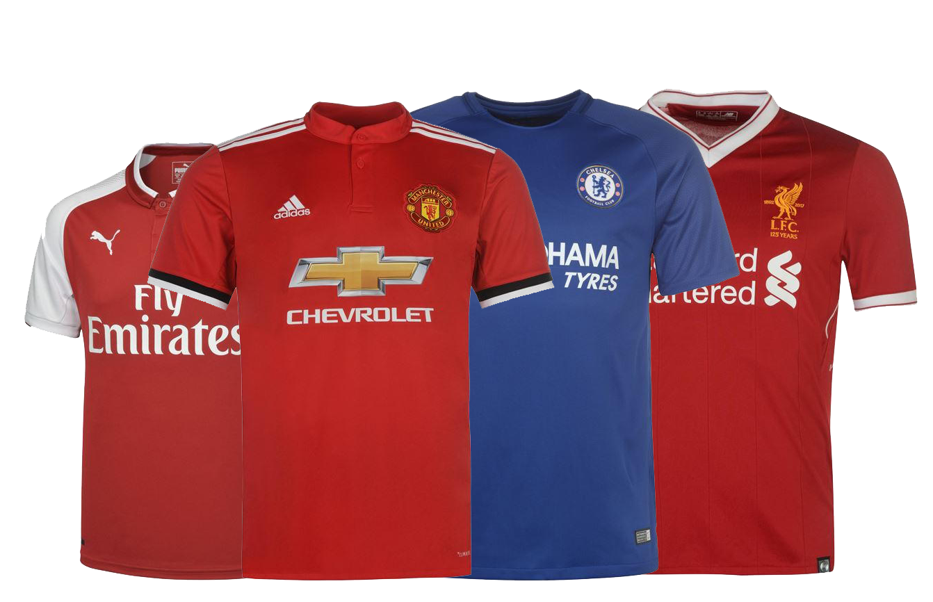 All 20 Premier League Shirts Rated