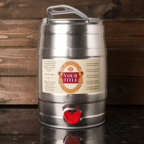 5L Keg: Personalised