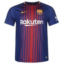 Barcelona Home Shirt & Shorts 2017/18
