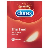 Durex Condoms – 20 pack