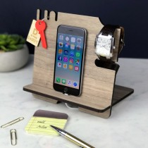iPhone Stand – Mobile Phone & Tablet Docking Station