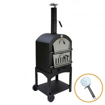 KuKoo Outdoor Oven – Wood Fired or Charcoal