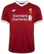 Liverpool Official 2017/18 Shirt & Shorts