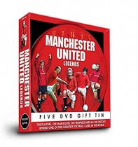 Man Utd Legends DVD