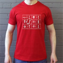 The Missing Piece T-Shirt – Man Utd