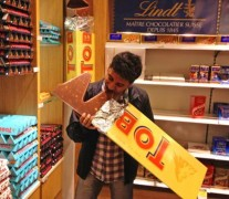 4.5KG Toblerone – Just WOW.